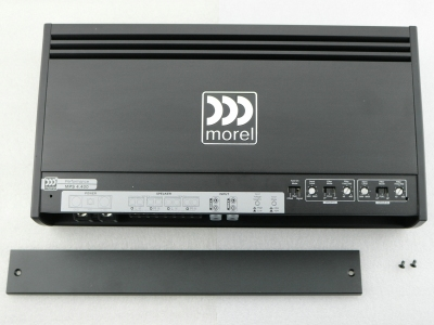 MOREL wzmacniacz 4 kanałowy MPS 4.400