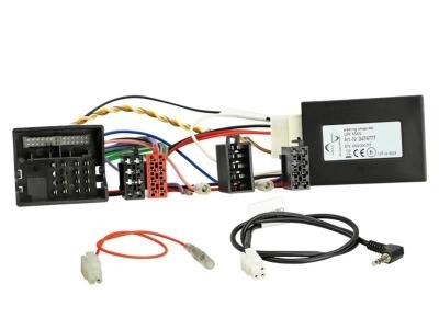 Adapter do sterowania z kierownicy MAN radia JVC