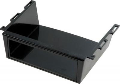 Kieszeń radiowa podwieszana.ISO 220/75/120 czarna