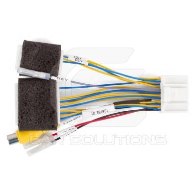 Adapter do podłączenia kamery cofania Nissana z monitorami Connect 1/2/3 generacji (24036BG00A)