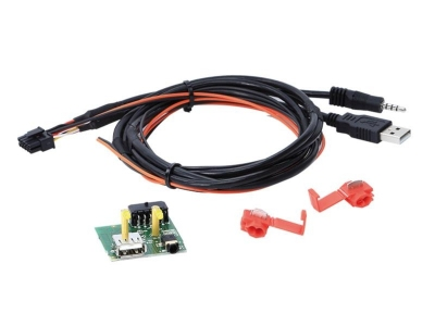 Adapter AUX/USB zamiennik SsangYong Actyon (CJ) 2012->
