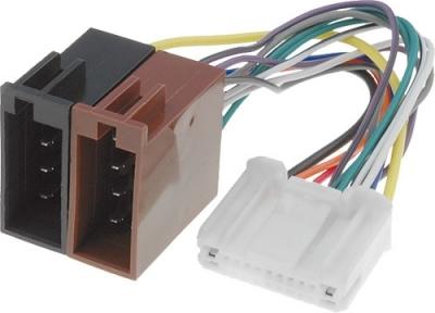 Złącze Subaru na ISO do radia fabrycznego  20 Pin