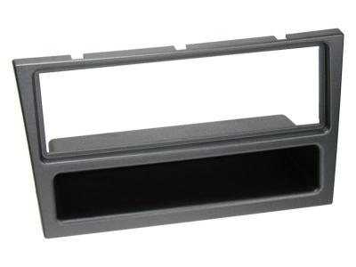 Ramka radiowa 1 DIN Opel Agila, Corsa, Meriva, Omega, Signum, Vectra 2000 - 2006 charcoal-metallic