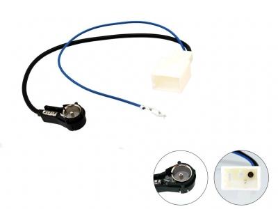 Adapter antenowy Toyota 2009->, Subaru 2012-> ISO