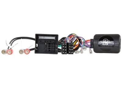 Adapter do sterowania z kierownicy Audi A3,A4,TT CTSAD002.2