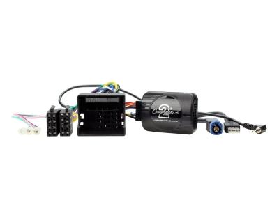 Adapter do sterowania z kierownicy Toyota Proace, Proace-Versa 2016 -> Bez czujników i radia. Uruchamia USB. CTSTY012.2