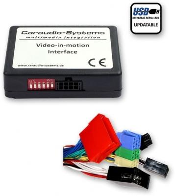 Interfejs do odblokowania tylnej kamery Porsche  Cayenne PCM2.1