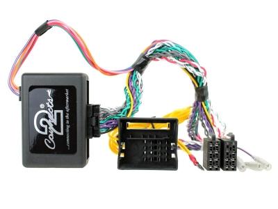 Adapter do sterowania z kierownicy BMW 1series E87; E88, 3series E90; E91; E92; E93 CTSBM006