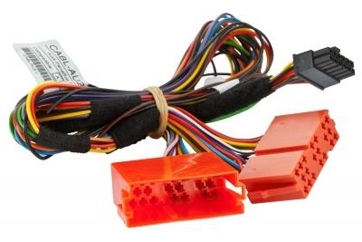 Przewód Dension Gateway Lite AUDI z ISO, Typ A