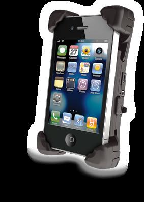 Bury Motion Universal Mobilny zestaw głośnomówiący Bluetooth® do smartfonów