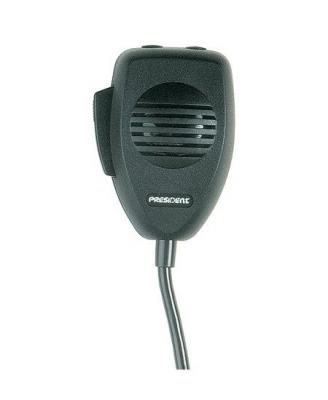 Mikrofon PRESIDENT z przełącznikiem kanałów (Johnny / Harry)