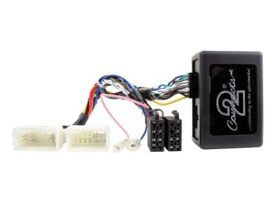 Adapter do sterowania z kierownicy Hyundai ix35,i40,Tuscon,Sonata z fabrycznym cyfrowym wzmacniaczem CTSHY015.2