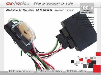 Interfejs CAN SlimKey Sygnały analogowe z magistrali CAN