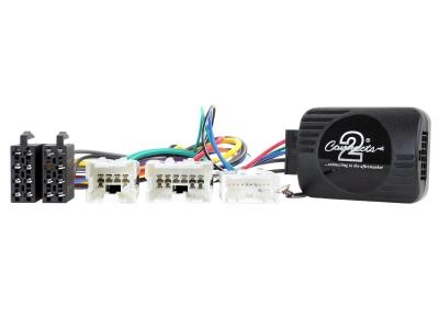 Adapter do sterowania z kierownicy Nissan Navara, X-Trail, 350Z CTSNS016.2