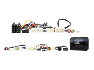 Adapter do sterowania z kierownicy Toyota + kamera, AUX, USB 2011 -> CTSTY015.2