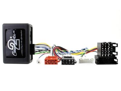 Adapter do sterowania z kierownicy Kia Sportage 2010->  z fabryczną nawigacją i wzmacniaczem CTSKI009.2