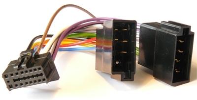Złącze Pioneer DEH-P 1500 ISO