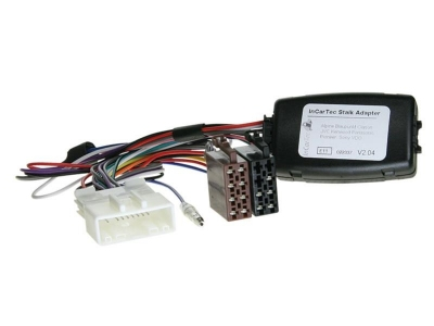 Adapter do sterowania z kierownicy Subaru Impreza 07/2010->