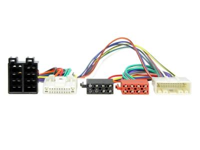 Kable do zestawu głośnomówiącego HF PARROT Nissan 2007->, Opel 2014->, Renault 2015->, Subaru 2007-> ISO