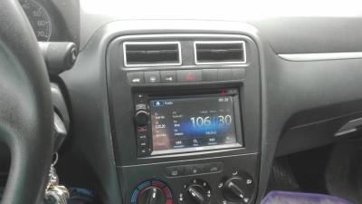 Ramka radiowa 2 DIN Fiat Grande Punto 2005-2009