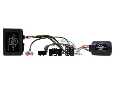 Adapter do sterowania z kierownicy Land Rover Range Rover Vogue 2006 - 2012. Fabryczny wzmacniacz. CTSLR008.2