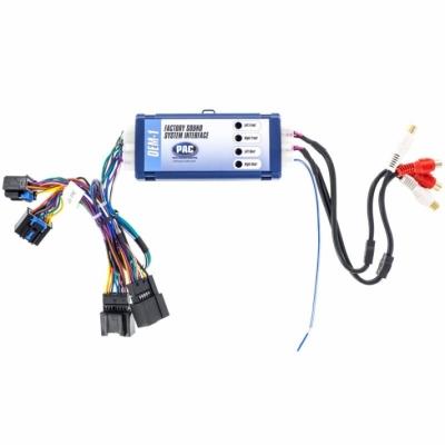 Adapter do podłączenia nie fabrycznego wzmacniacza Buick,Cadillac,Chevrolet,GMC PAC-AOEM-GM1416