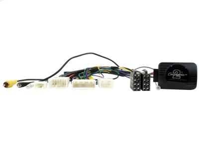 Adapter do sterowania z kierownicy Subaru Impreza 2017 ->, + kamera cofania CTSSU006.2