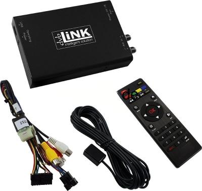Samochodowy tuner DVB-T2 H265/H264/HEVC, USB