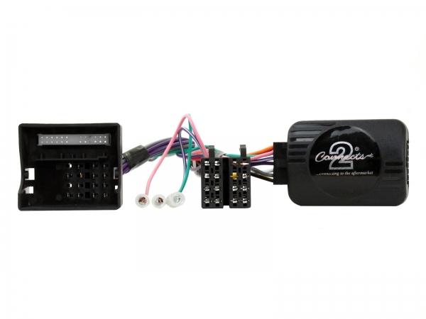 Adapter do sterowania z kierownicy Opel Astra,Corsa,Meriva,Vectra,Zafira 2004-> CTSOP002.2