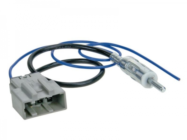 Adapter antenowy Nissan Altima, Cube, Juke, Micra, Murano, Navara, Note, Pathfinder, Qashqai,  X-Trail 2007-> DIN