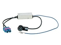 Adapter antenowy ISO 2 x FAKRA, Diversity
