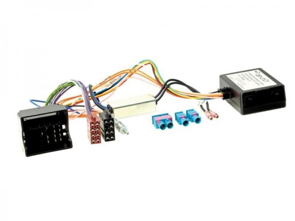 Adapter CAN do Audi,Seat,Skoda,VW 2xFakra DIN