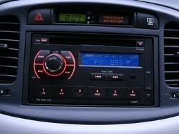 Ramka radiowa 2 DIN Hyundai Accent Kia Rio Kia Sportage
