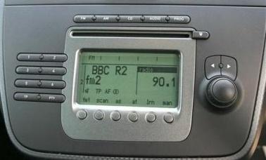 Adapter do sterowania z kierownicy Seat 2005-> CTSST001.2