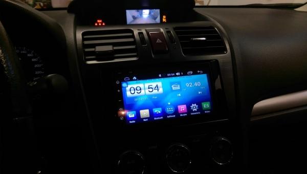 Adapter do sterowania z kierownicy Subaru Impreza, Forester, XV, Outback 2012-> CTSSU002.2