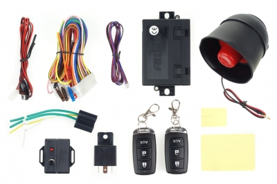 Alarm Samochodowy CA14