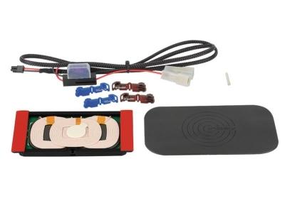 Inbay - Zestaw do ładowania bez przewodowego z trzema cewkami w samochodzie
