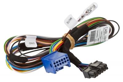 Przewód Dension Gateway Lite VW, SEAT, SKODA, Typ A