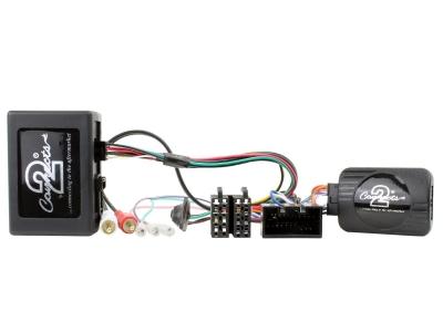 Adapter do sterowania z kierownicy Land Rover Range Rover Sport 2005 - 2009. Wzmacniacz MOST CTSLR009.2
