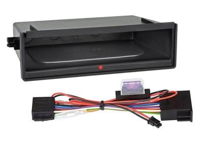 Inbay ładowarka indukcyjna dedykowana do ramek 2 DIN z wspornikami metalowymi