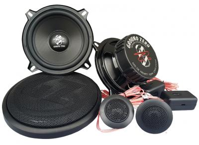 Głośniki samochodowe GROUND ZERO GZIC 13X