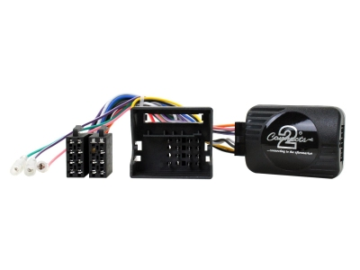 Adapter do sterowania z kierownicy Citroen C2,C3,C5,C8 CTSCT004.2