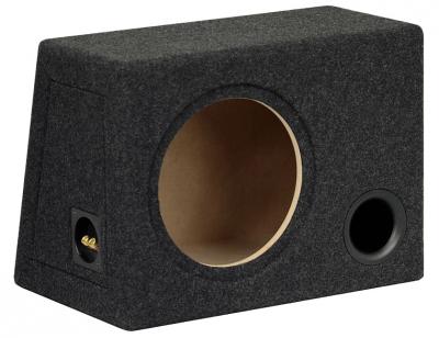Obudowa głośnikowa bassreflex 25cm/35l podfrezowana