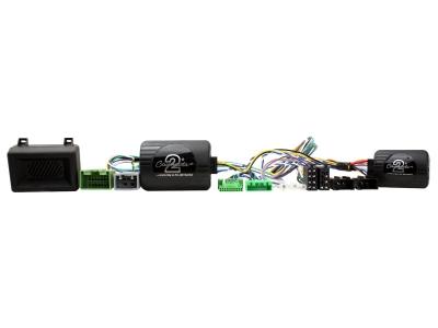 Adapter do kierownicy Volvo XC90 2004-2014 oryginalny wzmacniacz + czujniki parkowania CTSVL004.2