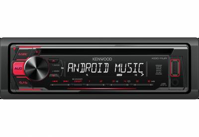 Radio samochodowe Kenwood KDC-11UR