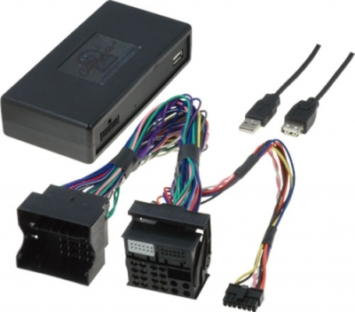 Innterfejs Ford USB/SD Ford 2004-> Visteon 6000CD / 5000C