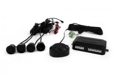 Zestaw czujników Buzzer 4 sensory czarne