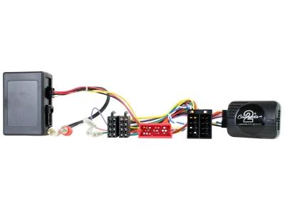 Adapter do sterowania z kierownicy Porsche Cayenne 2002 - 2007 CTSPO003.2