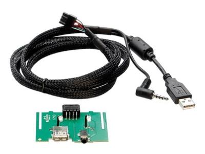 AUX/USB zamiennik  Kia Rio 2012-> Kia Soul 2012->
