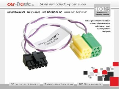 Przewód Blaupunkt ->2010 dla interfejsów ACV,Connects2